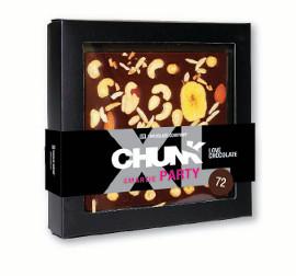 Горький шоколад 72%  ОРЕХИ
