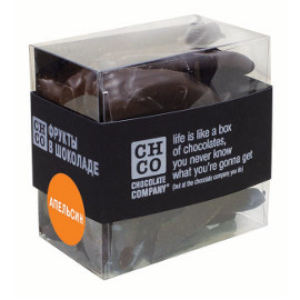 Фрукты в шоколаде Апельсин