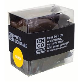 Фрукты в шоколаде Лимон