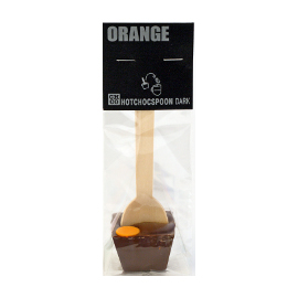 Шоколад на ложке Апельсин