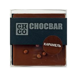Молочный шоколад Карамель