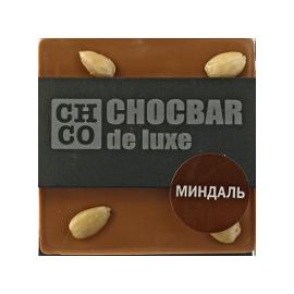 Молочный шоколад Миндаль