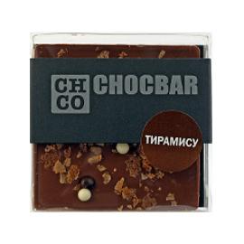 Молочный шоколад Тирамису
