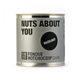 """Шоколад для фондю  """"Лесной орех"""" 250г"""