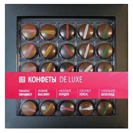 """Набор шоколадных конфет """"De LUXE"""""""