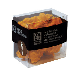 Дробленый Орех в шоколаде Апельсин