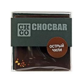 Темный шоколад Острый чили